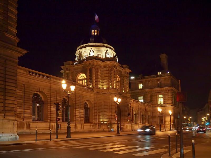 Paris Evening - 15 Nov 2011