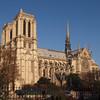 Church of Notre Dame in Paris - 15 Nov 2011