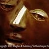 Ebony Man B&W - Copyright 2014 Steve Leimberg - UnSeenImages Com _DSC4234