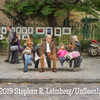 Street Scene Paris Painting - Copyright 2014 Steve Leimberg - UnSeenImages Com _DSC4231
