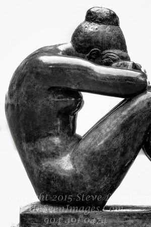 Woman in Repose II - Copyright 2016 Steve Leimberg - UnSeenImages Com File0464