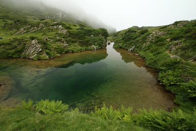 Étang d'Ayes - Ariège
