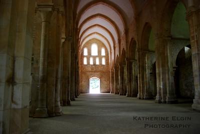 L'Abbaye de la Bussière