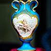 Cupid Vase in Window - Paris - Copyright 2016 Steve Leimberg - UnSeenImages Com File0683