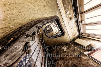 Up the Down Staircase - Copyright 2016 Steve Leimberg - UnSeenImages Com _H1R8295