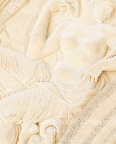 Beautiful Woman Reclining  - PAINTING -  x Copyright 2016 Steve Leimberg - UnSeenImages Com _L8I1974