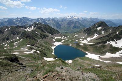 Lac d'Oncet - Hautes Pyrénées