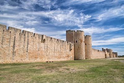 Fort, Aigues Mortes, Aigues Mortes, France 25 August 2014