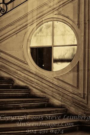 Staircase Paris - Copyright 2016 Steve Leimberg - UnSeenImages Com File0064