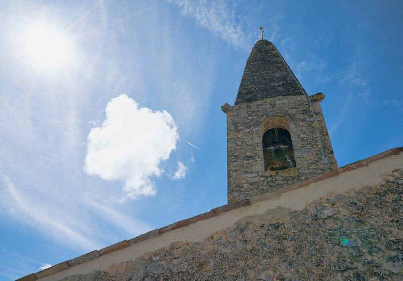 St Martin de Bromes Church Bell Tower