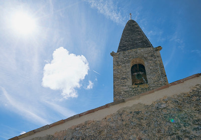St Martin de Bromes Church Bell Tower
