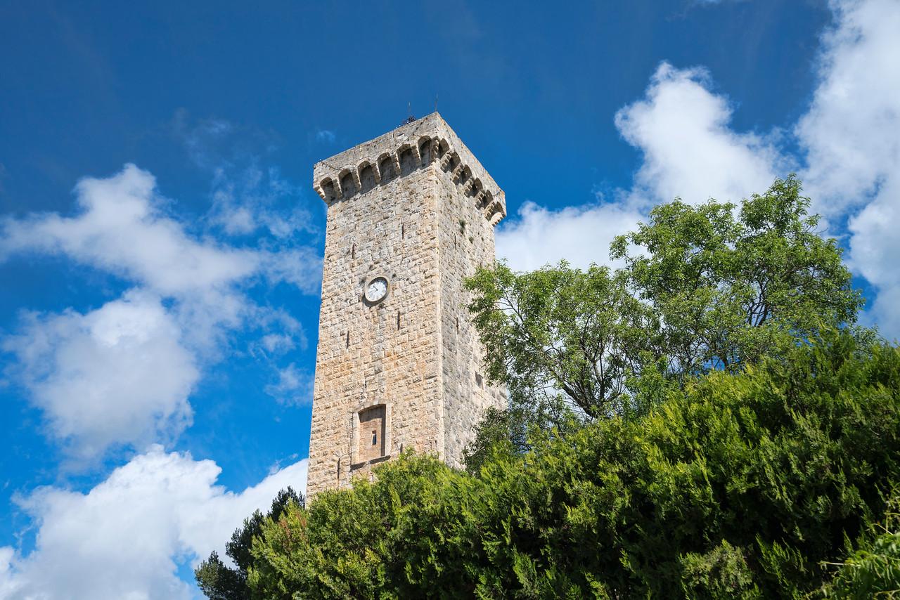 St Martin de Bromes Tower