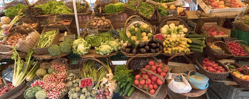 French Street Market Veggies