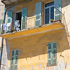 Villefranche Yellow Terrace