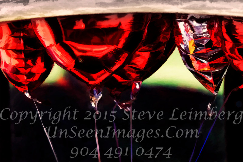 Balloons in Barge Window - Copyright 2016 Steve Leimberg - UnSeenImages Com _H1R0006