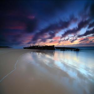 IMG_0917 Maheno Wreck, Fraser Island - QLD