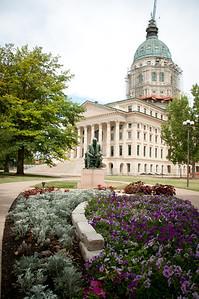 Kansas Capitol Building, Topeka
