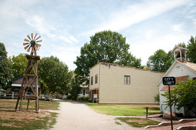 Old Prairie Town