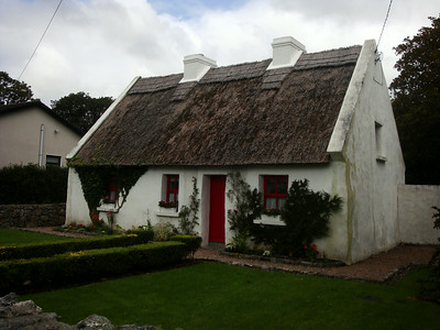 Gaeltacht cottage