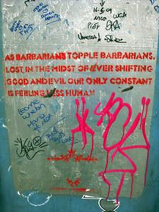 Dublin graffiti