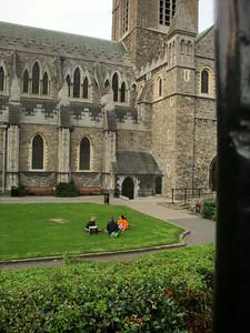 Dublin picnic spot