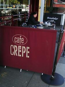Cafe Crêpe