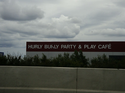 Hurly Burly Party and Play Cafe
