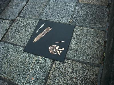 Dublin street tiling