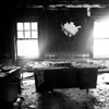 Nurseryland office; fire damage.