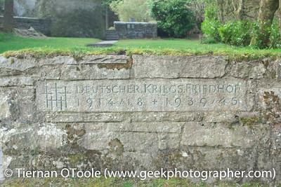 German War Cemetery - Glencree