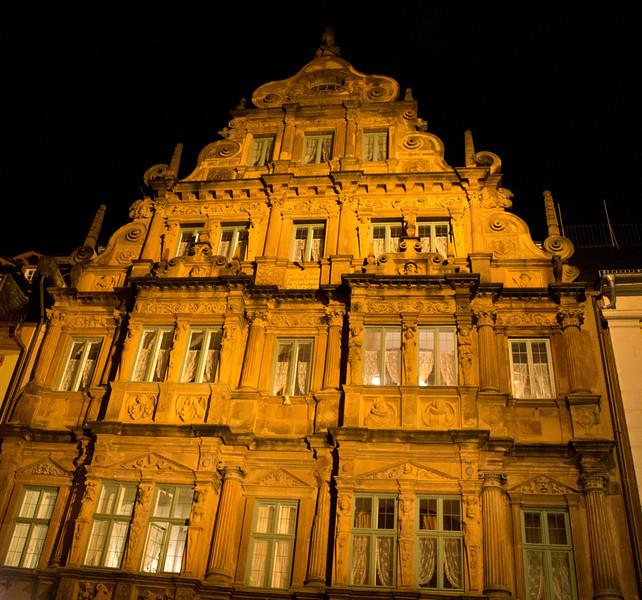 Germany, Heidelburg, Hotel Zum Ritter St. Georg