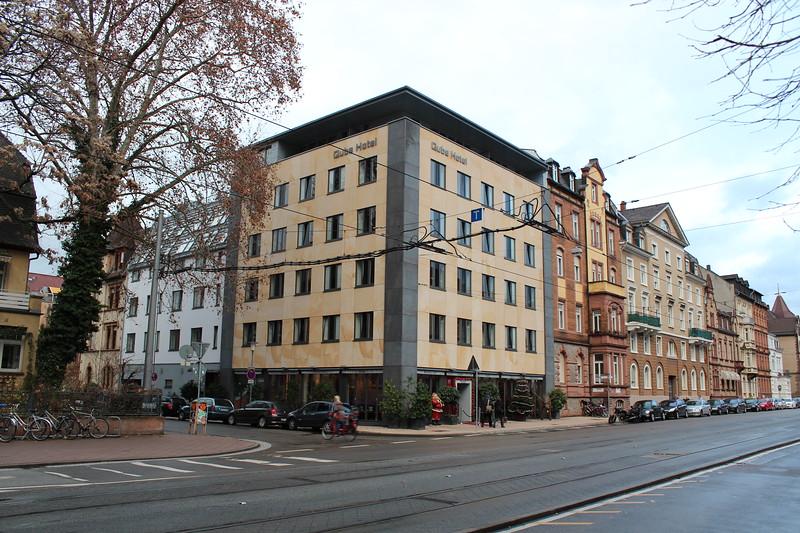 Germany, Heidelburg, Qube Hotel
