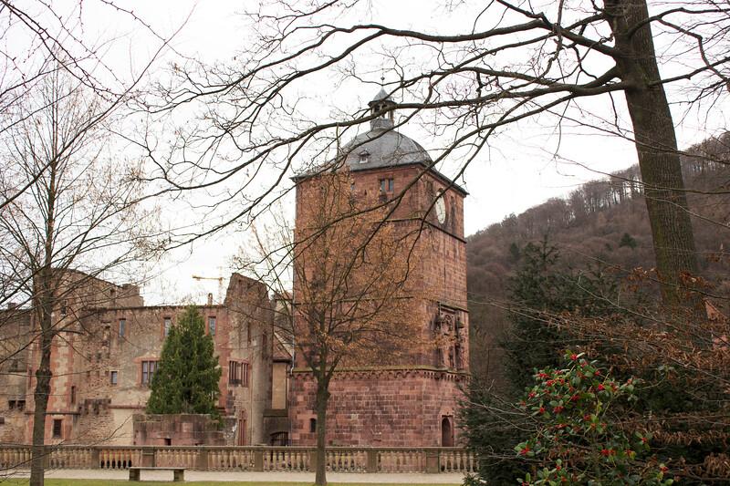 Germany, Heidelburg, Heidelburg Castle