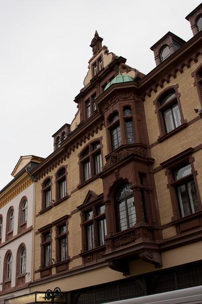 Germany, Heidelburg, Old Building SNM
