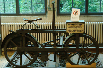 Railway Bike