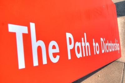 The Path To Dictatorship