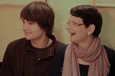 Florian and Susannah