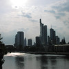 The banks of Frankfurt