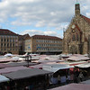 Market day in Nuremberg