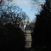Castle park in Karlsruhe