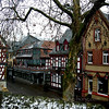 Idstein, a small picturesque town not far from Frankfurt