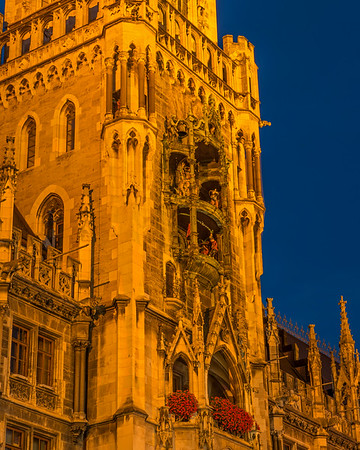 Munich Marienplatz, Germany