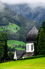Bergfiedhof Church - Konigssee, Germany