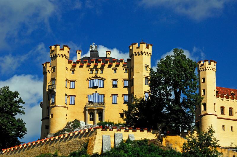 Hohenschwangau Castle - Fussen, Germany