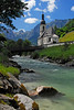 Ramsau Church - Ramsau, Germany