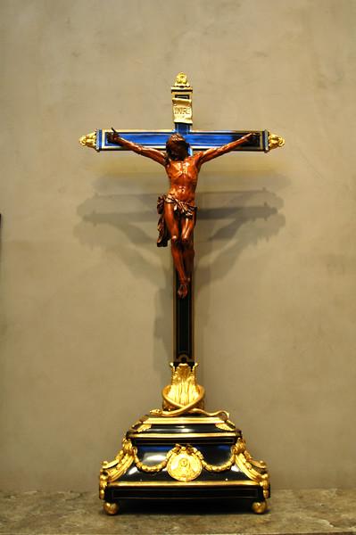 Jesus Christ in Getty Center
