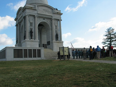 Gettysburg - Remembrance Day 08