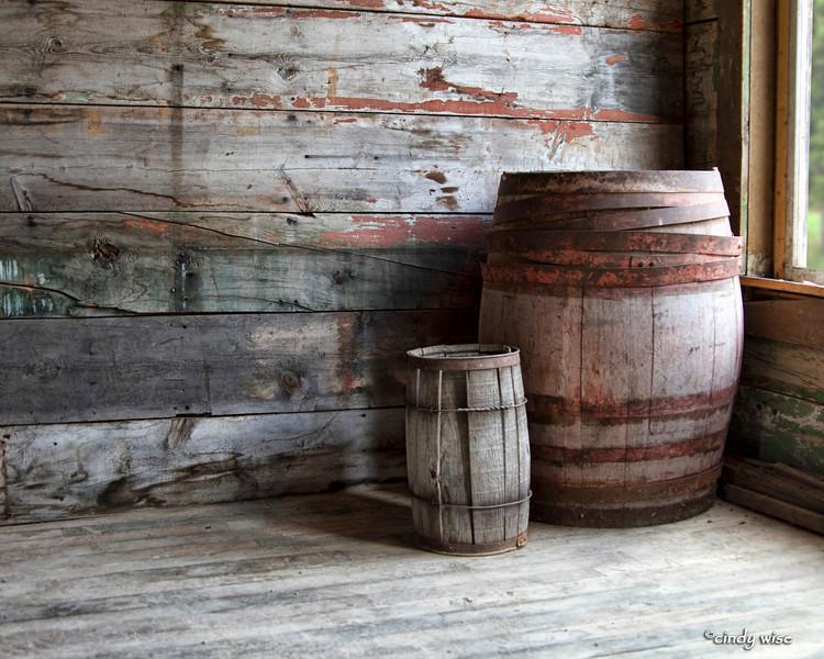 barrels @ garnet