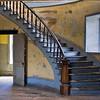 hotel meade stairway, bannack