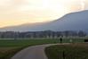 Walking on the Vy de l'Etraz